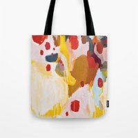 art history Tote Bags featuring History Lesson by Emily Rickard