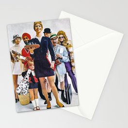 At Your Service Stationery Cards