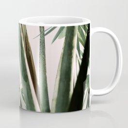 Palm trees in pink Coffee Mug