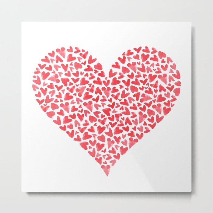 Heart Within  Metal Print