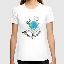 Our Kitchen Classroom Logo T-shirt