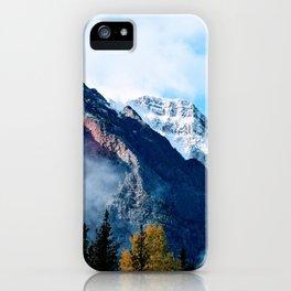 Mount iPhone Case
