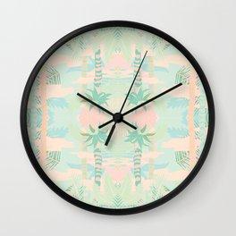 TROPICAL THEME Wall Clock