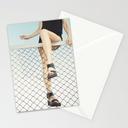 Hoping Fences Stationery Cards