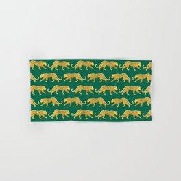 The New Animal Print - Emerald Hand & Bath Towel