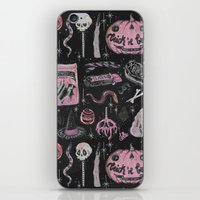loll3 iPhone & iPod Skins featuring Trick 'r Treat by lOll3