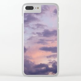 A Night in Toronto. Clear iPhone Case