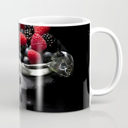 passion for food and eating - Red fruits Coffee Mug