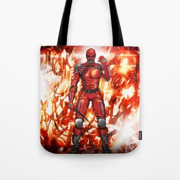 Fire Doesn't Walk With Me Because The Legal Team Won't Let It Tote Bag