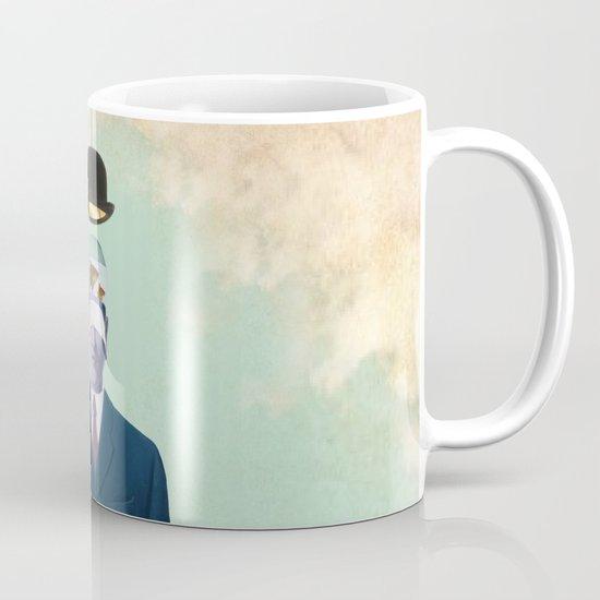 Under the Bowler Mug