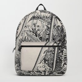 Victorian Terrarium Backpack