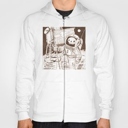 First on the Moon Hoody