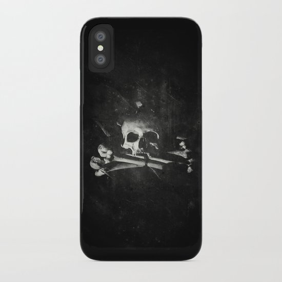 Once Were Warriors V. iPhone Case