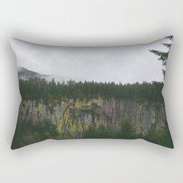 Landscape, Gifford-Pinchot national forest Washington Rectangular Pillow