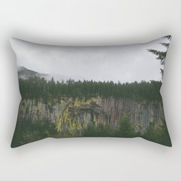 Landscape, Gifford-Pinchot national forest Washington Rectangular Pillow