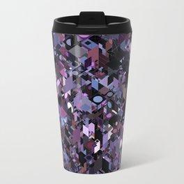 Panelscape: colours from Eye of the Beholder  Travel Mug