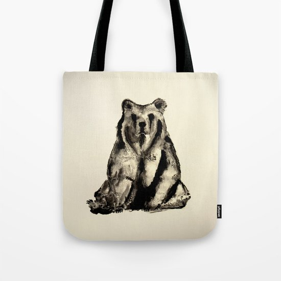 Bear - Ours  Tote Bag