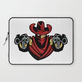 Outlaw Cowboy Laptop Sleeve