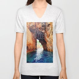 The lost valley Unisex V-Neck