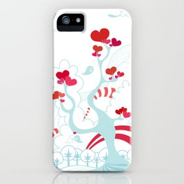 Love Tree iPhone Case