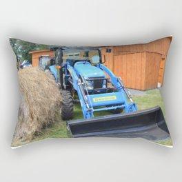 New Holland Workmaster 75 Tractor 1 Rectangular Pillow
