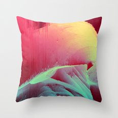 We were never kings anyway Throw Pillow