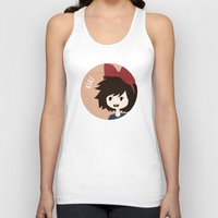 kiki Tank Tops featuring Kiki by gaps81