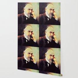 Erik Satie, Music Legend Wallpaper
