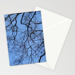 Bird in the Tree Stationery Cards