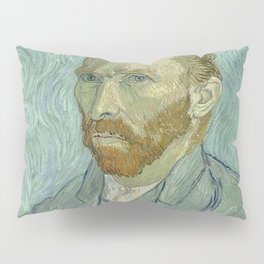SELF PORTRAIT - VINCENT VAN GOGH Pillow Sham