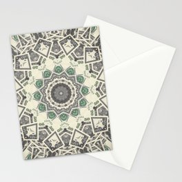 Fifty Fractals Stationery Cards