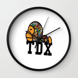TDX baby milo Wall Clock