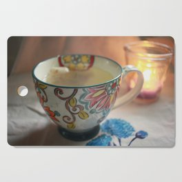 A Cuppa Tea Cutting Board