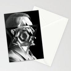 Hitler Being Punished for Obvious Reasons Stationery Cards