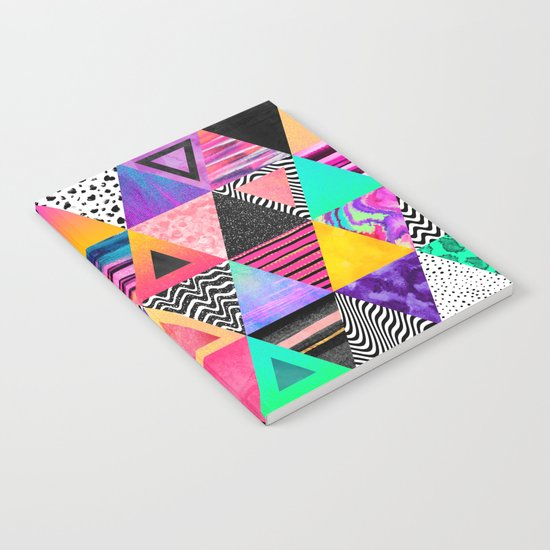 Quirky Triangles Notebook
