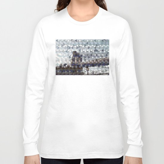 bridge of dreams Long Sleeve T-shirt