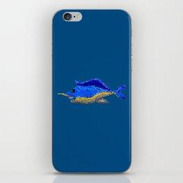 Sword Fish iPhone Skin