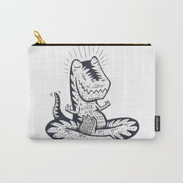 Namaste Rex Carry-All Pouch