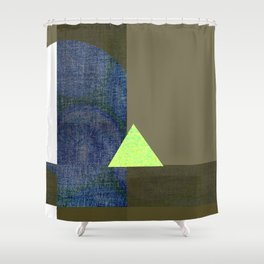 FIGURAL N6 Shower Curtain