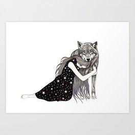 Special Star Art Print