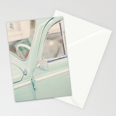 Escarabajo turquesa. Stationery Cards