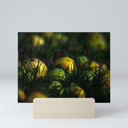 Viatmins for autumn Mini Art Print