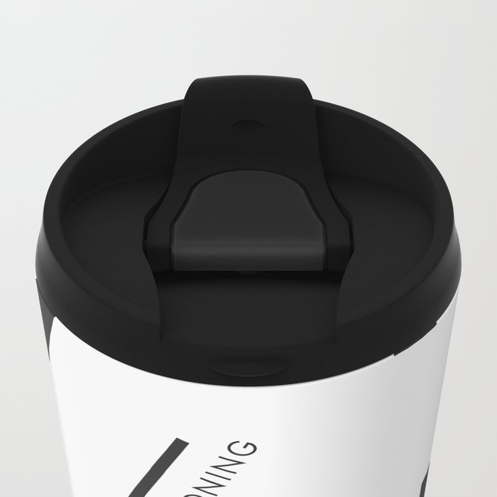 Vacuum: questioning of the space Travel Mug