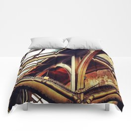 Industrial Architecture Comforters