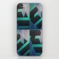 sydney iPhone & iPod Skins featuring Sydney by Ghostweight