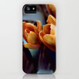 Tulips with Attitude iPhone Case