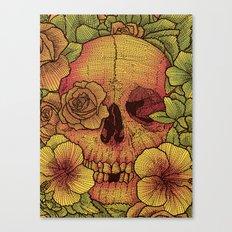 Fragrant dead Canvas Print