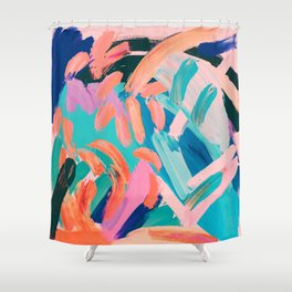 Mango Shower Curtain