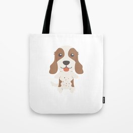 Sorry I Can't I Have Plans With My Springer Spaniel Tote Bag