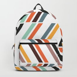 Scandinavian Domino Backpack